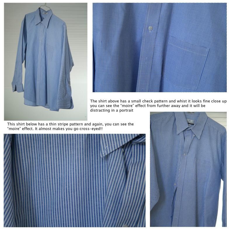 Square shirt patterns
